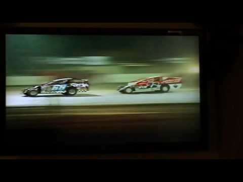 1995 DIRT Skoal race at Bridgeport Speedway