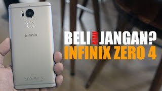 Jakarta 29th February 2016, Infinix launched it's flagship Infinix ZERO 3 at XXI Club Djakarta Theat.