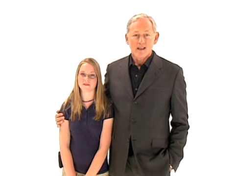 Victor Garber - TV ad for Juvenile Diabetes (Canadian Diabetes Association)