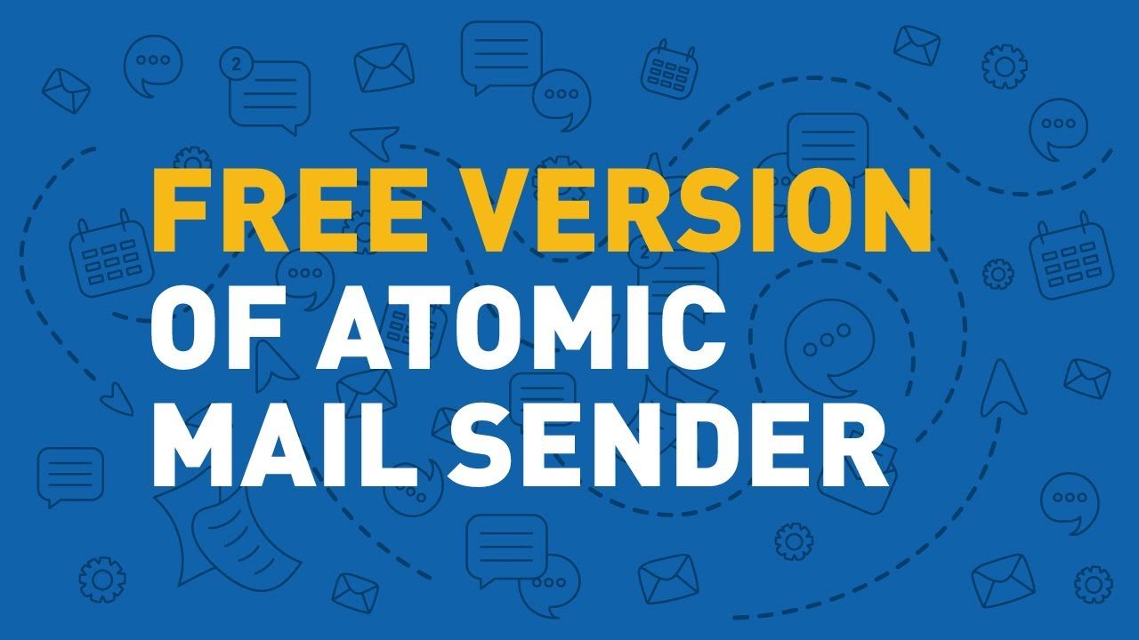send email newsletters atomic email service free email templates online email marketing youtube - Free Email Marketing Templates