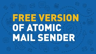 Send email newsletters. Atomic Email Service. Free email templates. Online email marketing