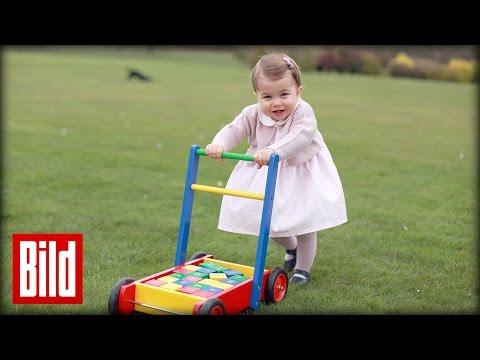Royal Birthday: Prinzessin Charlotte wird 1 Jahr alt - BILD Daily Live 02.05.2016