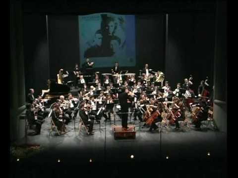 MECANO IN CONCERT (Arr. José Auñón) Orquesta Sinfónica Teatro Castelar