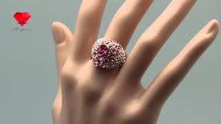 Bije.ru: Позолоченное кольцо с кристаллами Swarovski Jordyn (Джордин)(Купить позолоченное кольцо с кристаллами Swarovski Jordyn (Джордин) в интернет-магазине Bije.ru: http://bije.ru/catalog/koltsa/id-jordyn_..., 2014-10-21T21:43:12.000Z)