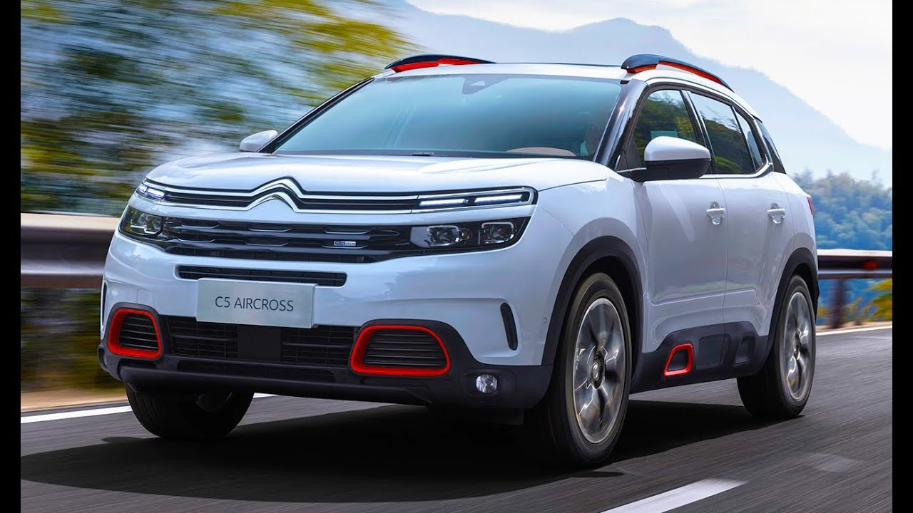 2019 citroen c5 aircross the super comfy suv youtube. Black Bedroom Furniture Sets. Home Design Ideas