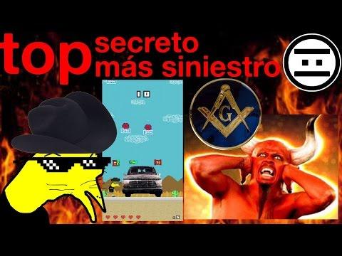 TOP SECRETO MAS SINIESTRO - Niño Ratta (#NEGAS)