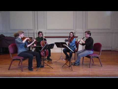 Les Délices  Mozart Quartet for Oboe and Strings K 370, Rondo (Excerpt)