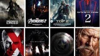 Топ самых ожидаемых фильмов 2015 года Трейлеры HD