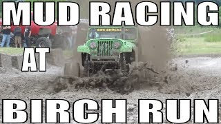 MID MICHIGAN MUD RUN AT BIRCH RUN