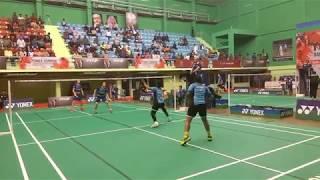 Bangladesh Challenge Badminton-2018, Alina & Shapla Semi Final Match Highlights (sports life tv)