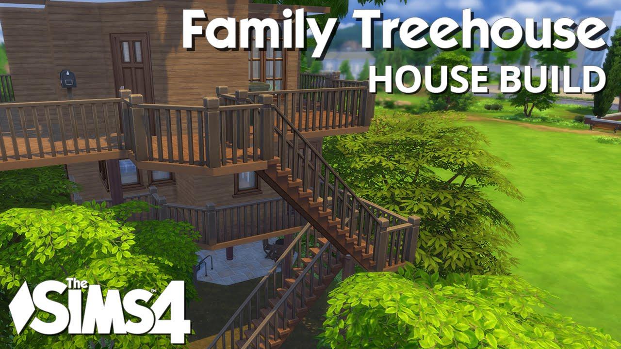 Urban treehouse sims 4 houses - Urban Treehouse Sims 4 Houses 30