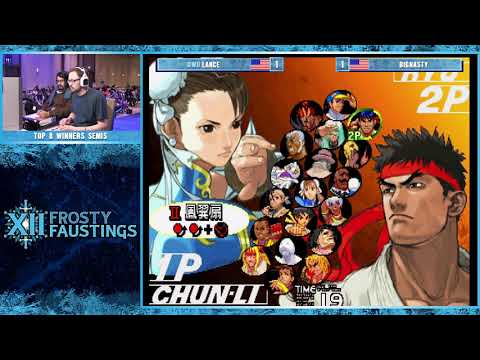 Frosty Faustings XII 2020 - Street Fighter III: 3rd Strike Top 8 (Frostys FFXII 3S)