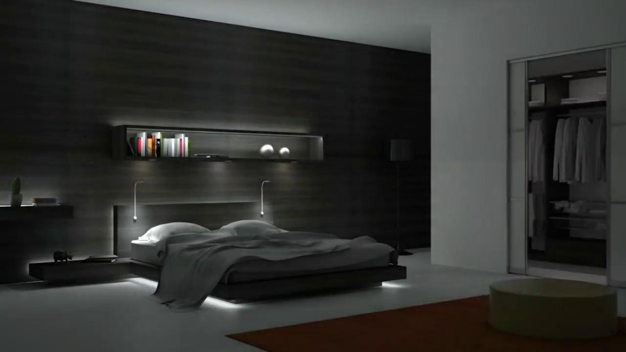 Led verlichting dimbaar slaapkamer - YouTube