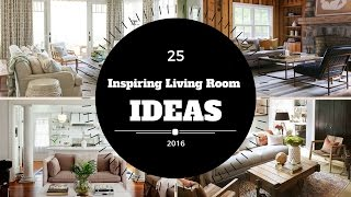 Room Decor Ideas: 25 Awesome Living Room Ideas(, 2016-10-31T07:50:55.000Z)