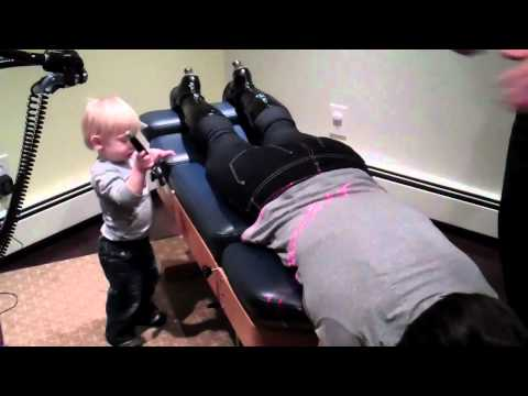 Chiropractor Mamaroneck NY | The Greater Wellbeing Dr. David LaRocco helps with my child's health.