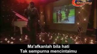 Opick-Rapuh lirik