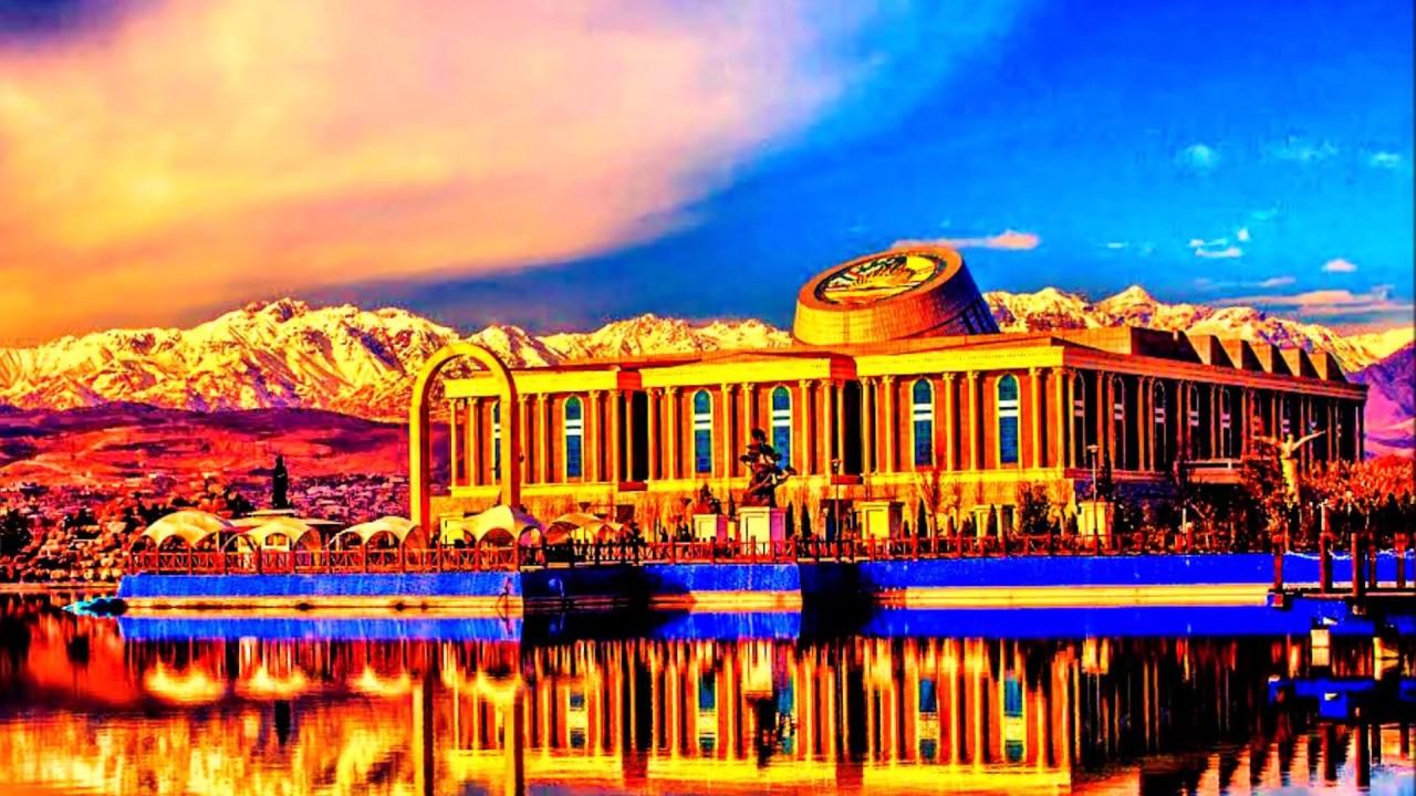 Dushanbe - Capital of Tajikistan #1