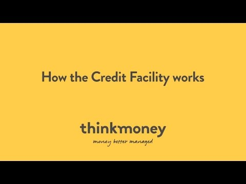 How the Credit Facility works