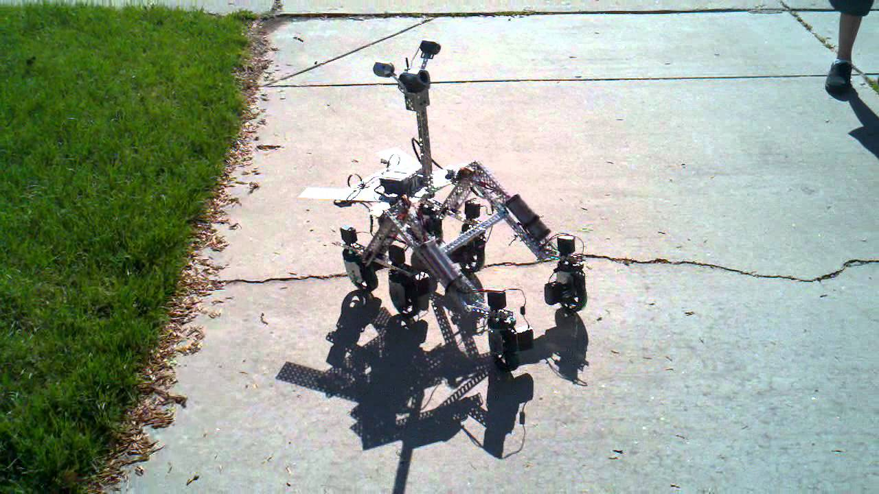 mars rover robot kit - photo #33
