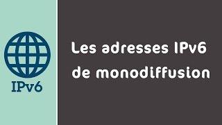 4-Les adresses IPv6 de monodiffusion Partie 1 #Darija