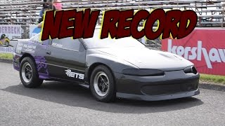 NEW AWD DSM RECORD