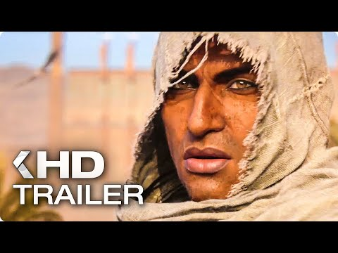 ASSASSIN'S CREED ORIGINS Cinematic Trailer German Deutsch (2017)