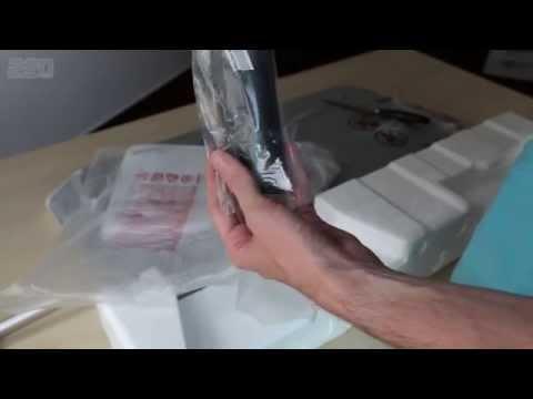 LG Electronics 32lf5610 unpacking / kicsomagolás