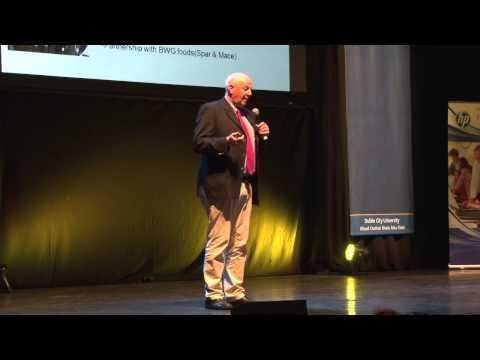 Bobby Kerr | Entrepreneur & Broadcaster | DCU Business School
