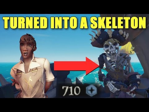 Sea of Thieves - The FINAL Skeleton Ship Boss Battle!