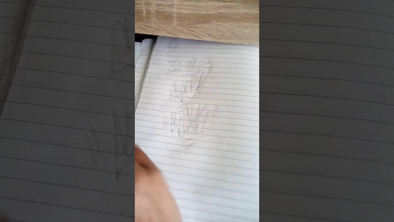 Kako,kada i zašto sam počeo da crtam grafite? - YouTube