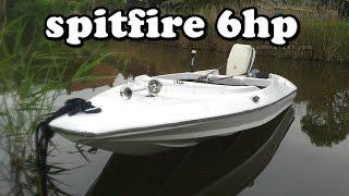 Spitfire 6 hp - Evinrude 2 stroke ( type 1 )