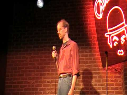 Kyle Reeser stand-up comedy premier