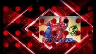 Spider-Man Friend or Foe Main Titles