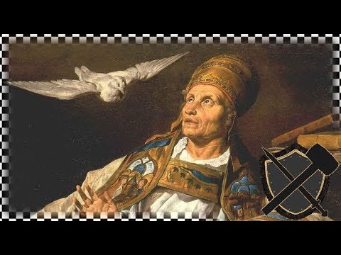 Pope St. Gregory the Great Prefigured in the Old Testament