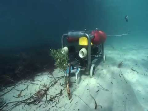 Homemade ROV - YouTube