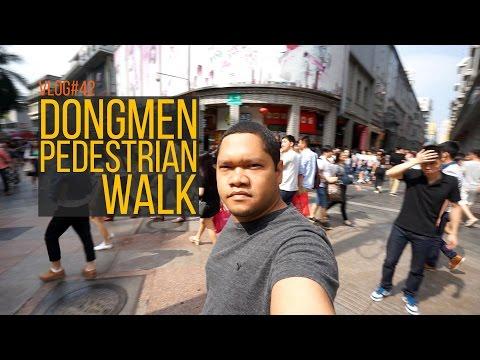 Dongmen Pedestrian Walk - Shenzhen