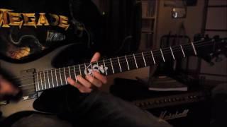 Megadeth - Five Magics (cover)