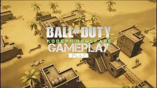 Ball of Duty : Modern Bowlfare - Gameplay (grenade throwing simulator/bowling)