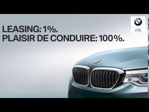 LEASING: 1%. BMW: 100%.