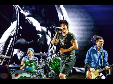 RHCP  Cant Stop w intro jam  Meadows Festival 2017 PROSHOT SBD audio