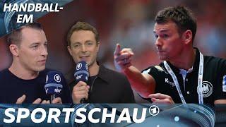 Prokop wehrt sich gegen Trainerdiskussion - Die Analyse nach Österreich - Deutschland   Sportschau