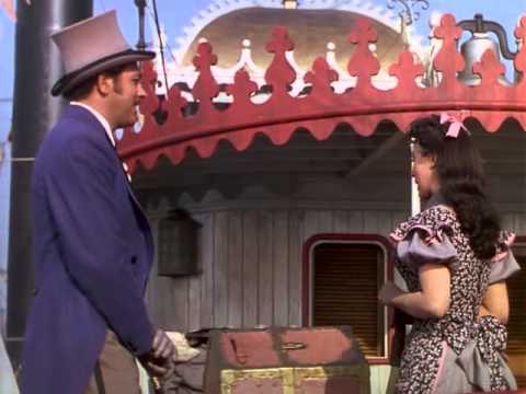 "Howard Keel & Kathryn Grayson, ""Make Believe"" from ""Show Boat"" (1951)"