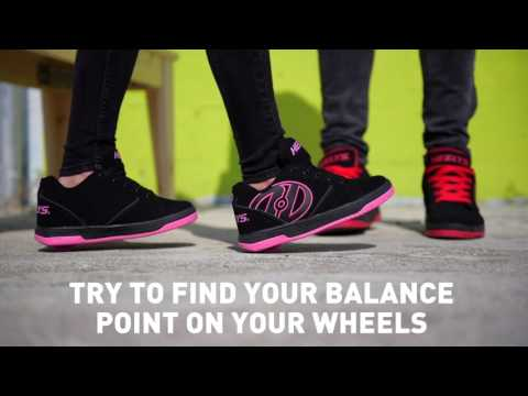 Heelys - How to Heely from YouTube · Duration:  2 minutes 2 seconds