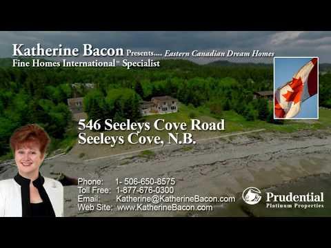 546 Seeleys Cove Road, Seeleys Cove N.B.