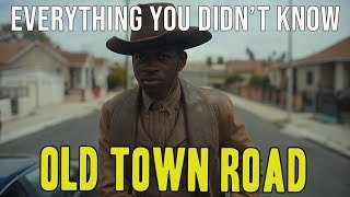 Everything You Didn't Know About Old Town Road: Music From Behind