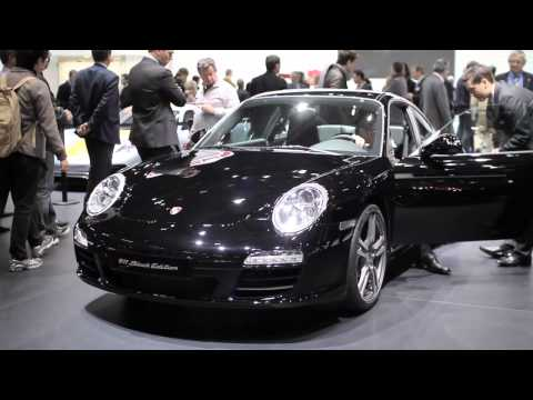 Mid-Engine Design: Geneva Motorshow 2011