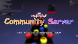 My hands are bleeding. [Uma - Masaka IN Nightmare! ] On Roblox Robeats Community Server