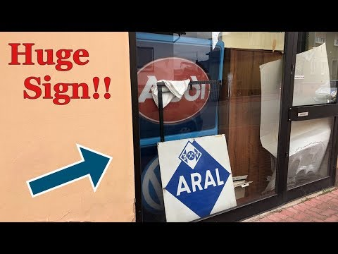 Im trying to buy a 6ft tall VW/Audi Sign!
