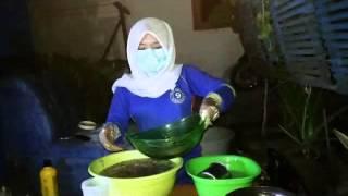 Pembuatan Pupuk Organik Cair MOL