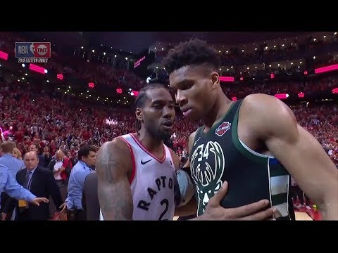 Last 5 Mins Of 2019 NBA Eastern Conf Final Game 6 Milwaukee Bucks Vs Toronto Raptors (longer Ending)